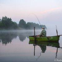 Ранним утром на Цне :: Сергей