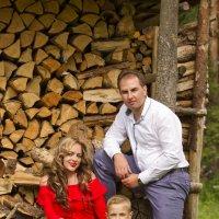 Вагаповы семья :: Kirill