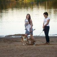Прогулка у озера :: Aнна Зарубина