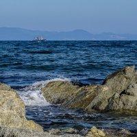 Гладь Японского моря... :: Арина