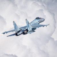 Су-35С ВВС России, многофункциональный сверхманевренный истребитель :: Павел Myth Буканов