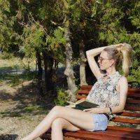 На солнышке :: Наталия Сарана