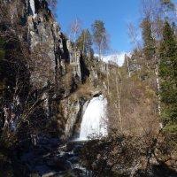 Водопад Корбу, Алтай :: Алина Меркурьева