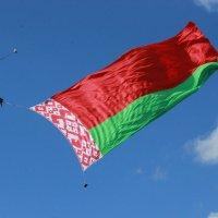 Флаг республики в небе :: G Nagaeva