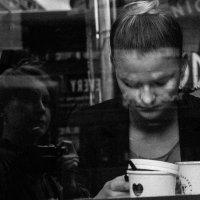 я и незнакомка :: Sofia Rakitskaia