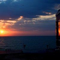 Sunrise on the Black Sea :: Надежда Кульбацкая