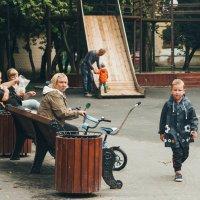 Крутой парень :: Evgenija Enot