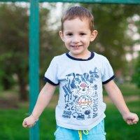 Радость ребёнка :: Valentina Zaytseva