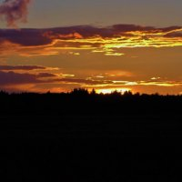 Магия июльского заката... :: Sergey Gordoff