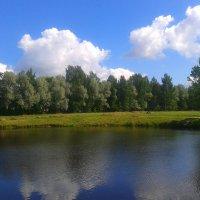 Речка летом :: Сапсан