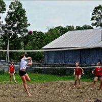 Пляжный волейбол в Сибири :: Кай-8 (Ярослав) Забелин