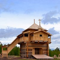 Башня острога :: Ольга