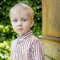 взрослый взгляд детскими глазами :: Елизавета Ск
