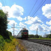 ЧС7 - 160 :: Сергей Уткин
