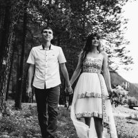 Артем и Юлия :: Роман Жданов
