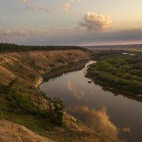 Рассвет в Кривоборье 13 08 17 :: Юрий Клишин