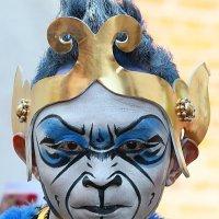Индонезийский танцор. (1) :: Николай Кондаков