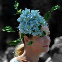 Цветочная шляпка :: Анастасия Смирнова