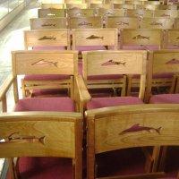 В церкви св.Анны, Корк, Ирландия :: Марина Домосилецкая