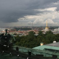 петербург сверху :: Дмитрий Солоненко