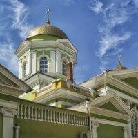 Взгляд на Свято-Троицкий Собор. :: Вахтанг Хантадзе