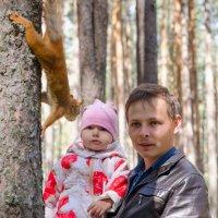 Вот так встреча! :: Екатерина Рябова