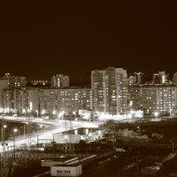 Ночной Челябинск :: Ксения Винтер
