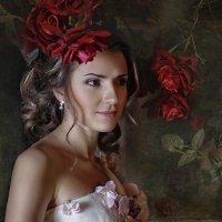 Цветочная невеста :: Мария Ларсен