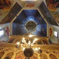 Спас в храме Василия Блаженного. Бесконечность. :: елена