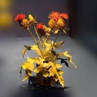 Фарфоровые цветы современного художника и скульптора Владимира Каневского :: Алла Лямкина
