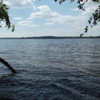 река Волга :: Дмитрий Шумаков