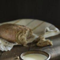 Хлеб с молоком . :: Валерий Хинаки