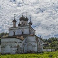 Церковь Вознесения Господня,1650-1700гг :: Сергей Цветков