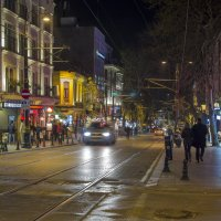 Ночная улица... :: Cергей Павлович