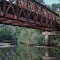 Старый мост. :: Андрий Майковский