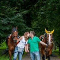прогулка по парку :: Юлия Дроздова