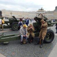 Ленинградский день победы. :: Виктор Егорович