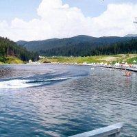 Озеро Молодости в Буковеле (Закарпатье) :: Наталия Каминская