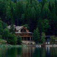 Теплые озера :: Валентин Когун