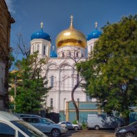 Август в одесских переулках. :: Вахтанг Хантадзе