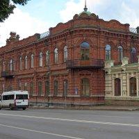 Старое здание, Уфа :: Вера Щукина