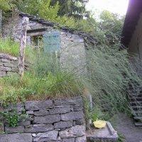 Старый дом в Берцоне :: Tanja Gerster