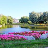 Юсуповский сад :: Алла Лямкина