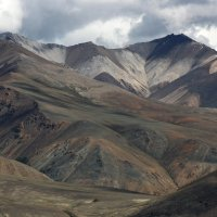 Марсианские пейзажи Чуйской степи. :: Ирина Королева
