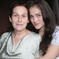 дочки-матери.. :: ЕВГЕНИЯ