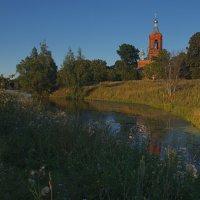 Церковь Рождества Христова в селе Букрино :: Константин Тимченко