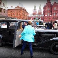 возвращение истории :: Олег Лукьянов