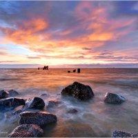 Панорама летнего заката :: Алексей Говорушкин