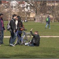 Студенты :: Борис Гольдберг