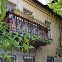 ах, эти манящие старые дома.. :: Catharina E